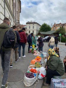 Lviv, Babushka