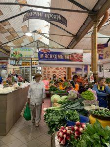 Markt, Gemüse