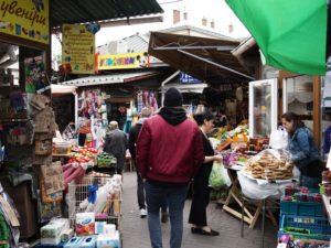 Markt, Pryvokzal´nyi Market